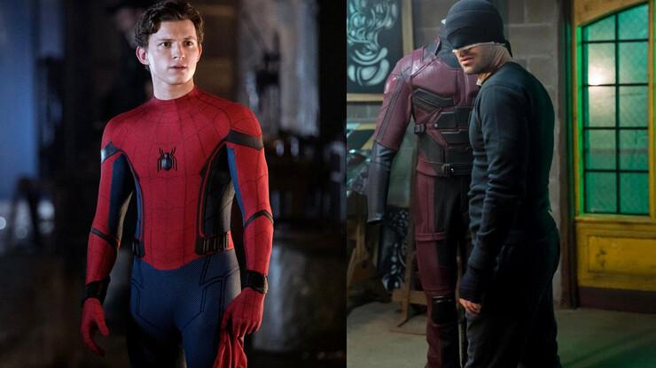 Сорвиголова возвращается, и Чарли Кокс уже завершил съёмки в «Человеке-пауке 3»