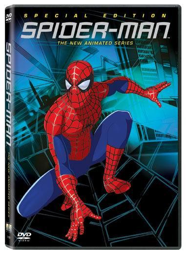Человек паук spider man мультфильм