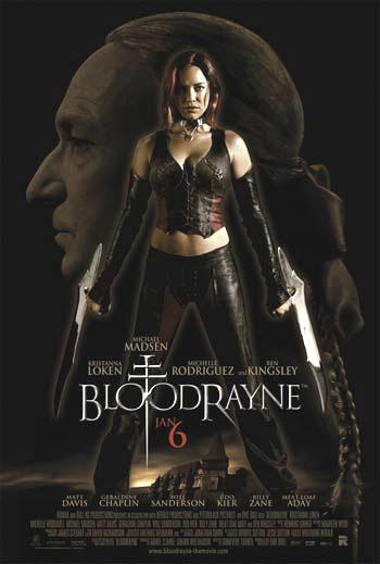 bloodrayne 2 Блиаааа